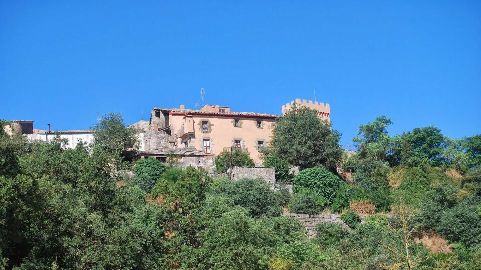 Castell de Vicfred - Autor Ramon Sunyer (2016)