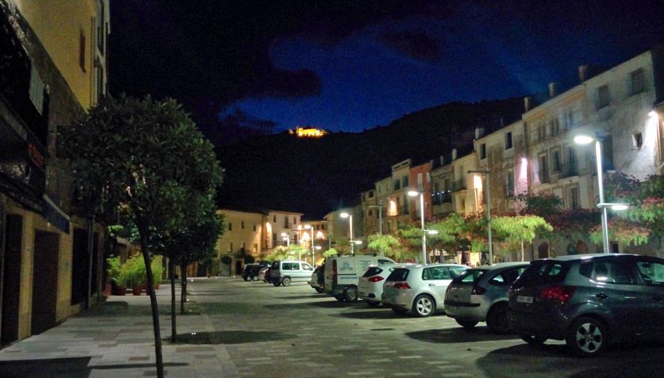 24.07.2016 capvespre a la plaça del Vall  Torà -  Autor
