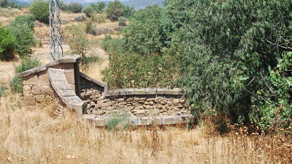 31.07.2016 cisterna  Plandogau -  Ramon Sunyer