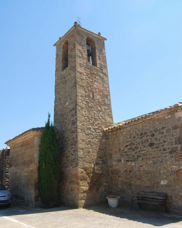 31.07.2016 Església de Santa Maria  Plandogau -  Ramon Sunyer