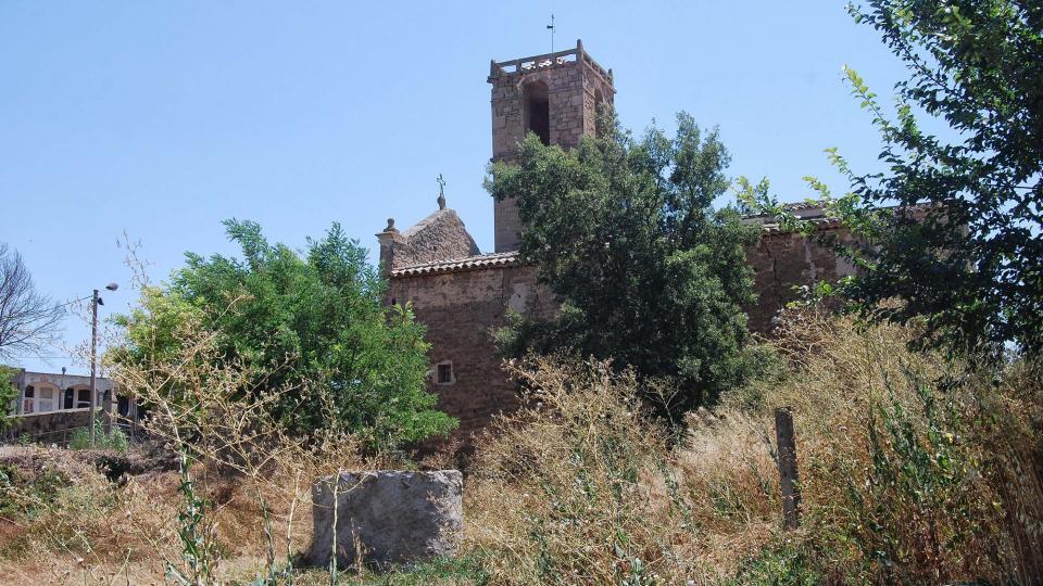 Church of  Sant Joan Baptista - Author Ramon Sunyer (2016)