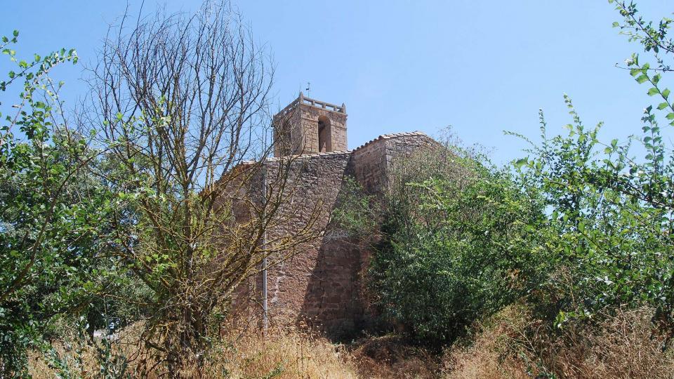 Église de  Sant Joan Baptista - Auteur Ramon Sunyer (2016)