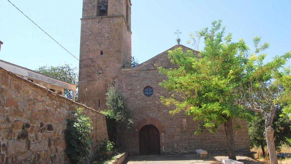 31.07.2016 Église Sant Joan Baptista  12 - Auteur Ramon Sunyer
