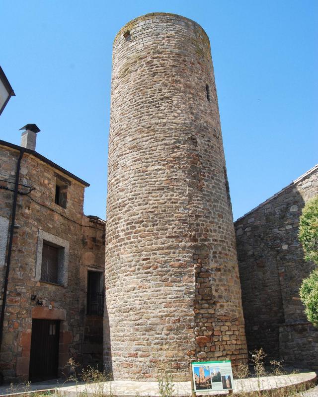 Tower of  Vilamajor - Author Ramon Sunyer (2016)
