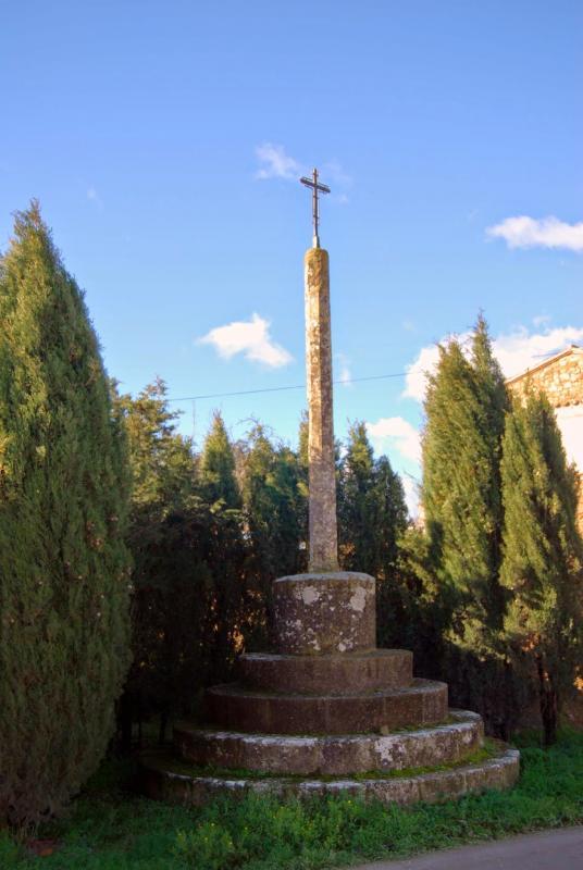 30.12.2014 creu de terme  L'Alzina -  Ramon Sunyer