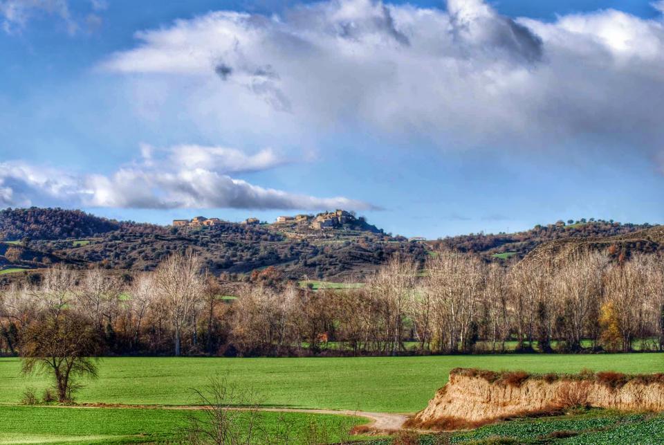 30.12.2014 vista  L'Alzina -  Ramon Sunyer
