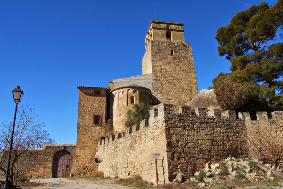 27.02.2015 castell  Ribelles -  Ramon Sunyer