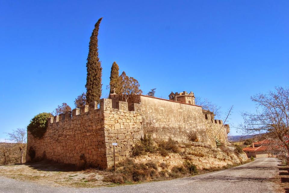 27.02.2015 cementiri  Ribelles -  Ramon Sunyer