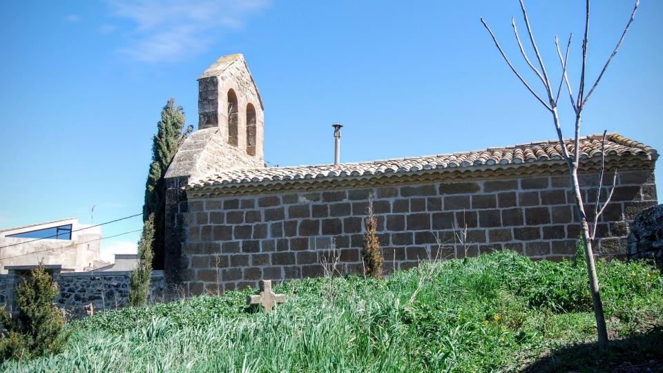 27.03.2016 Església Sant Salvador  L'Alzina -  Ramon Sunyer