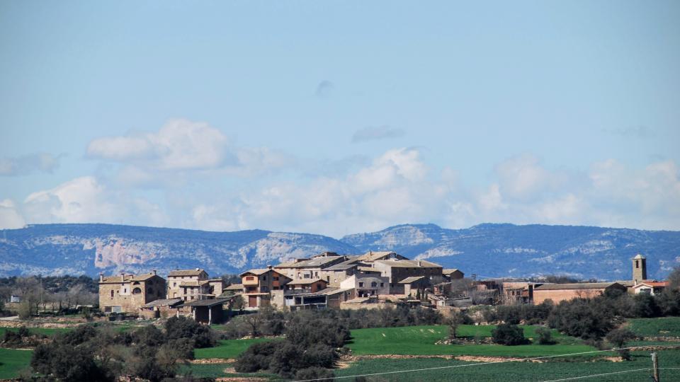 27.03.2016 vista  Vilalta -  Ramon Sunyer