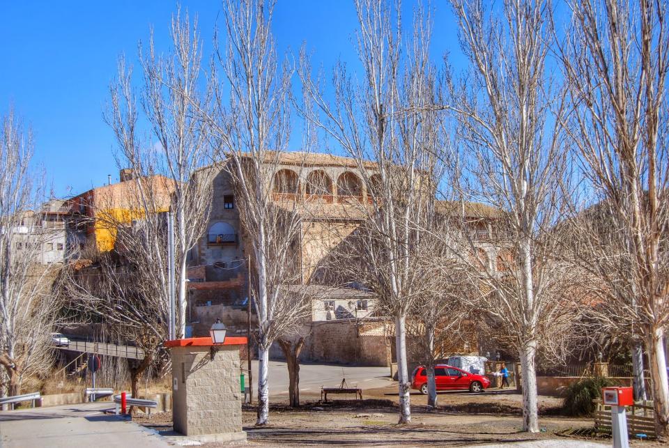 22.02.2015 vista  Vilanova de l'Aguda -  Ramon Sunyer