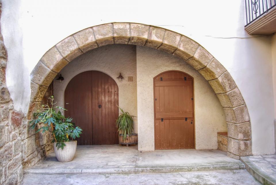 22.02.2015 casa  Vilanova de l'Aguda -  Ramon Sunyer