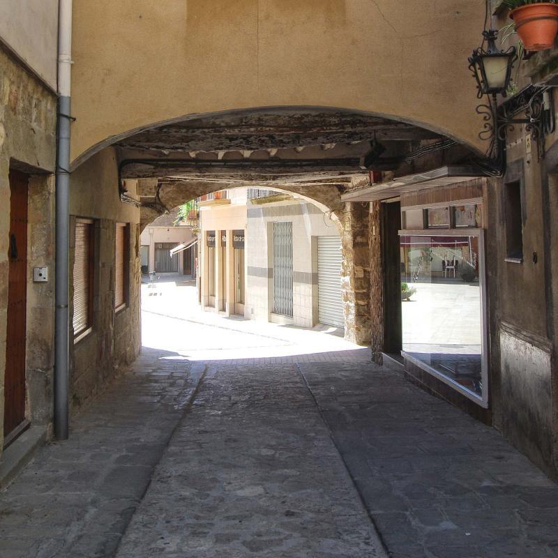 12.08.2016 carrer Nou  Torà -  Ramon Sunyer