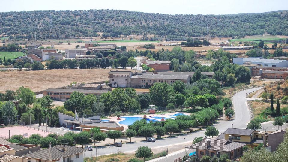 16.08.2016 les piscines  Sanaüja -  Ramon Sunyer