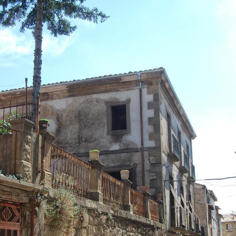 16.08.2016 casa  Sanaüja -  Ramon Sunyer