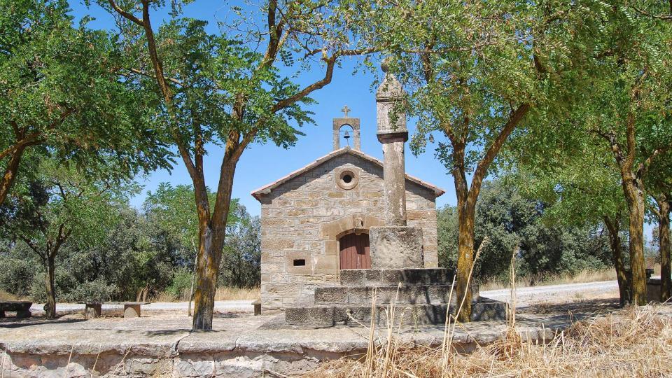 14.08.2016 Ermita Sant Magí  Guardiola -  Ramon Sunyer