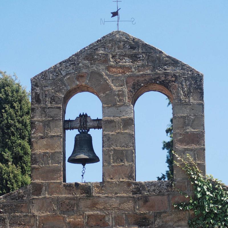 14.08.2016 Església Sant Martí   Guardiola -  Ramon Sunyer