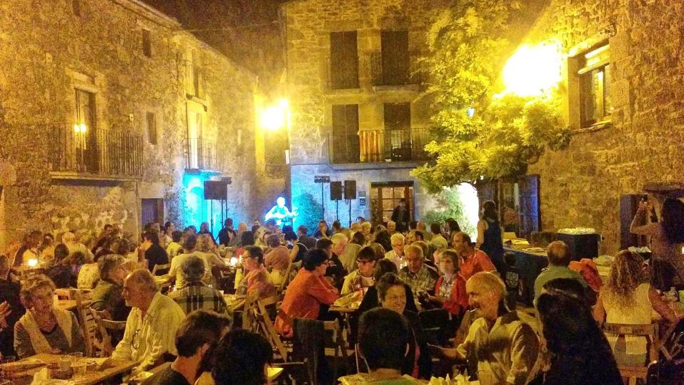 26.08.2016 Concert de Ramon Porta  Claret -  Ramon Sunyer