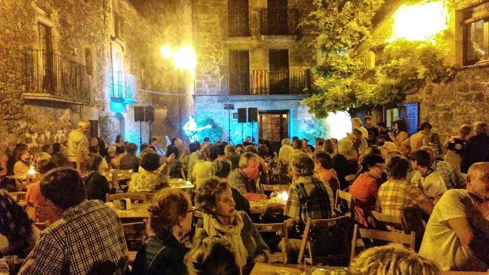 26.08.2016 Concert de ferran Palau  Claret -  Ramon Sunyer