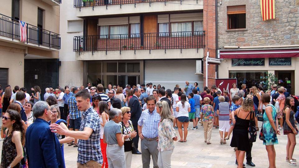 01.09.2016 Festa de sant Gil  Torà -  Ramon Sunyer