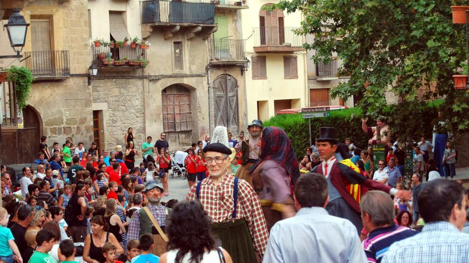 03.09.2016 Trobada gegants  Torà -  Ramon Sunyer