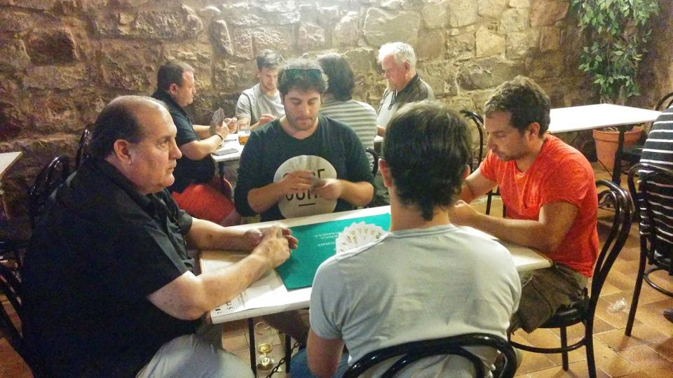 03.09.2016 Campionat Botifarra  Torà -  Ramon Sunyer