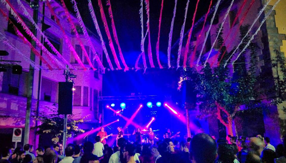 10.09.2016 Ball amb Muntband  Sanaüja -  Ramon Sunyer