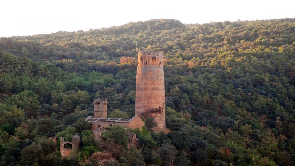 Torre de Vallferosa Foto: Ramon Sunyer - Vallferosa