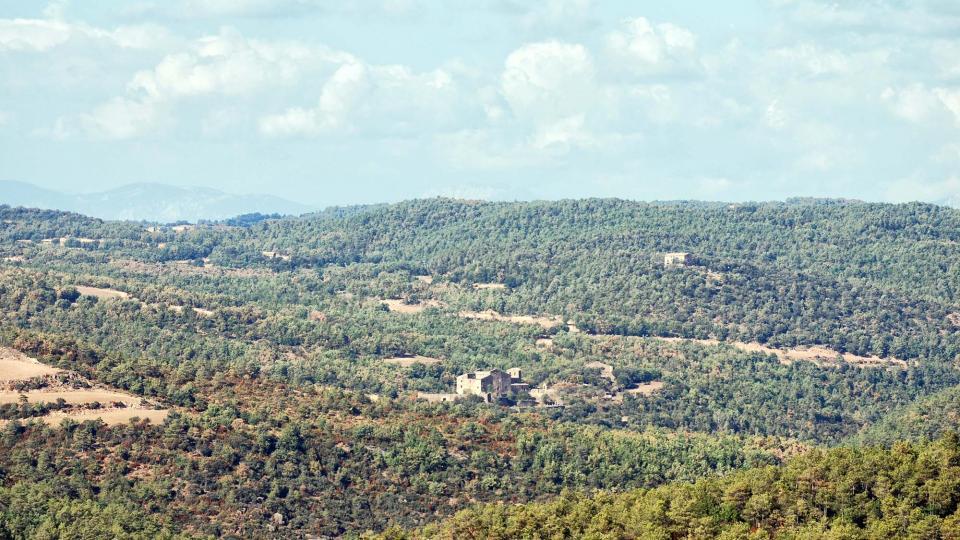 10.09.2016 Vista des de Sant Serni  Llanera -  Ramon Sunyer