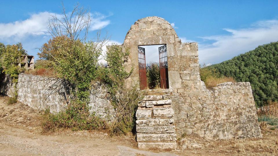10.09.2016 Cementiri  Llanera -  Ramon Sunyer