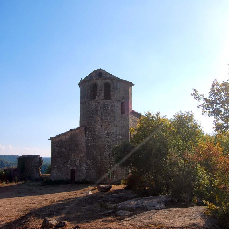 10.09.2016 Església  Llanera -  Ramon Sunyer