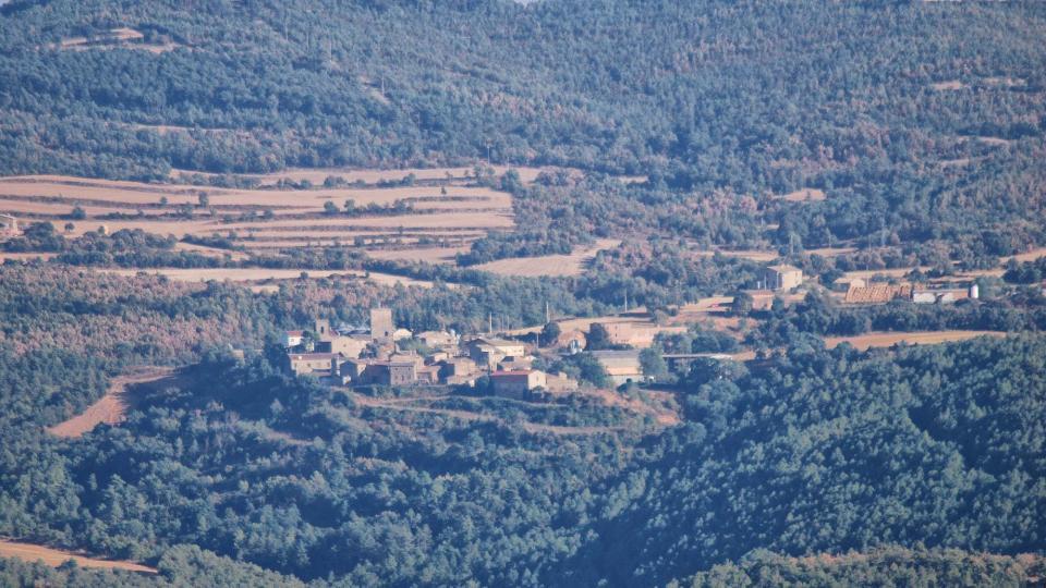 10.09.2016 Vista des de Llanera  Ardèvol -  Ramon Sunyer