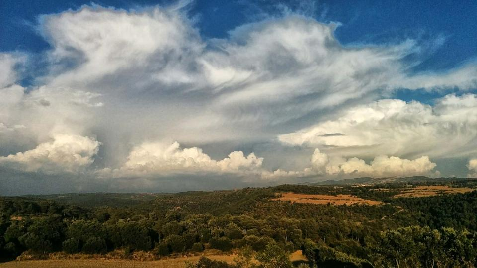 10.09.2016 Núvols  Llanera -  Ramon Sunyer