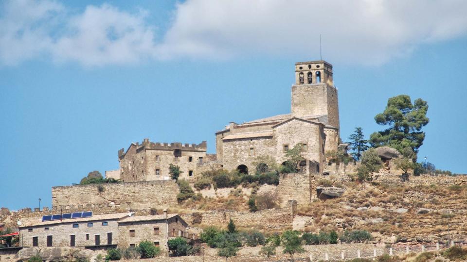 11.09.2016 castell  Ribelles -  Ramon Sunyer