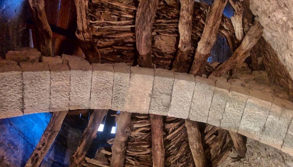 Torre restes dels trebols - Vallferosa