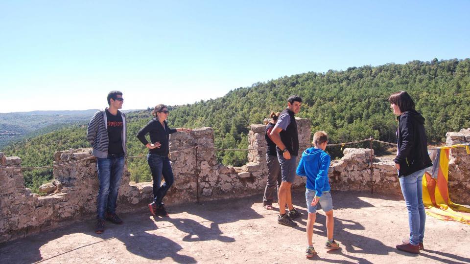 Dalt la torre - Vallferosa