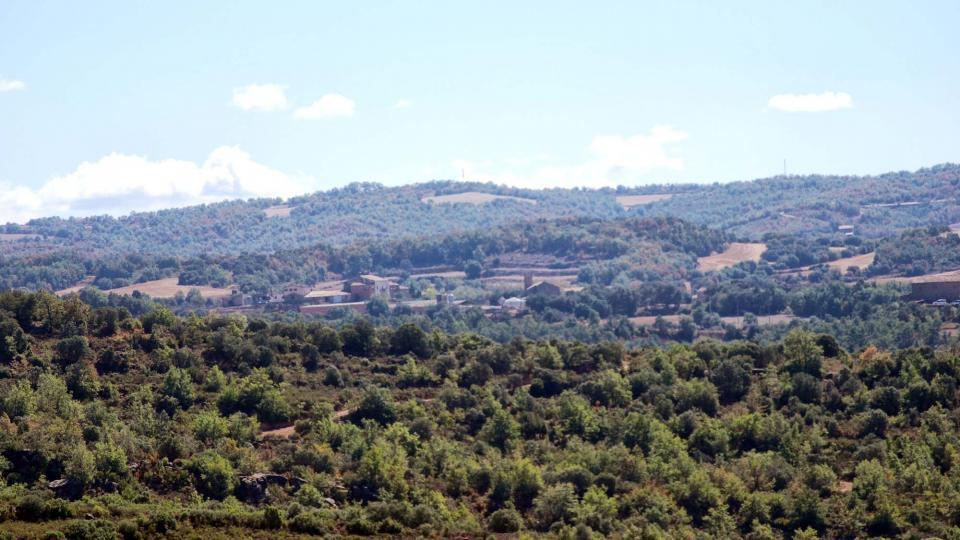18.09.2016 paisatge  Sant Serni -  Ramon Sunyer