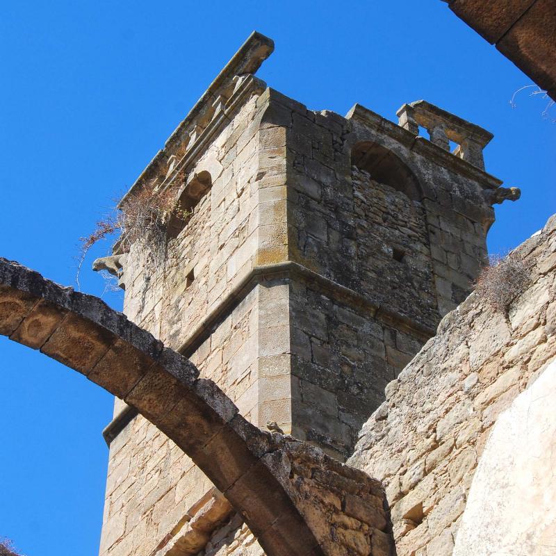 18.09.2016 església  Vallferosa -  Ramon Sunyer