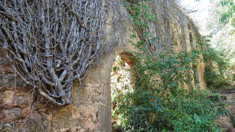18.09.2016 heura  Vallferosa -  Ramon Sunyer