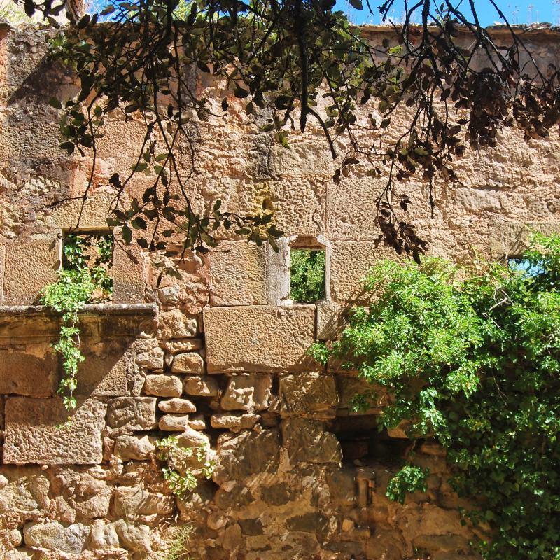18.09.2016 casa  Vallferosa -  Ramon Sunyer
