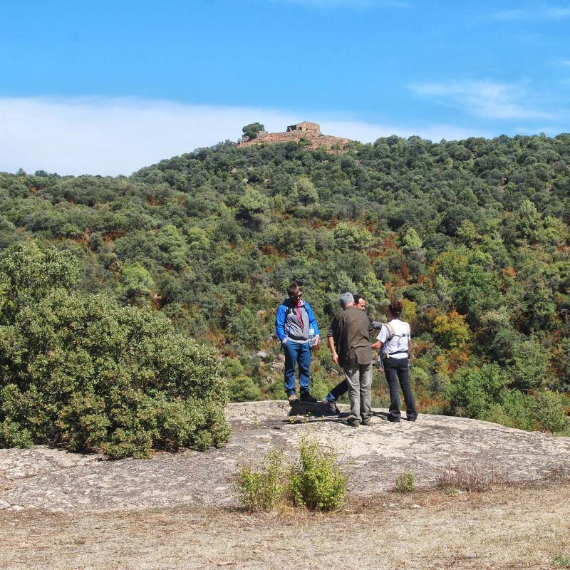 18.09.2016 Cal Trena  Vallferosa -  Ramon Sunyer