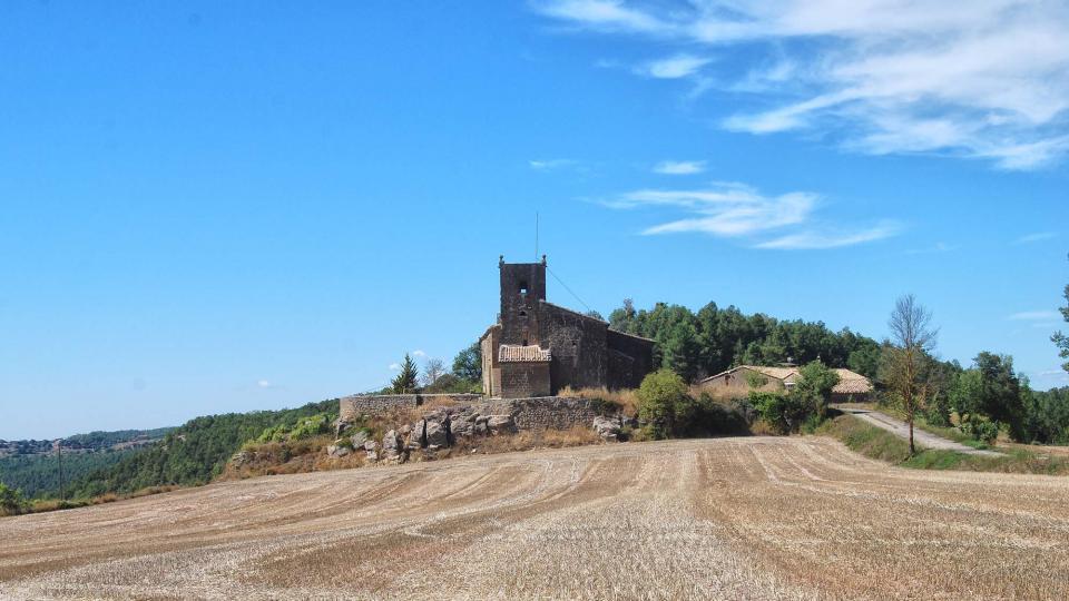 18.09.2016 Església de sant Pere  Llobera -  Ramon Sunyer