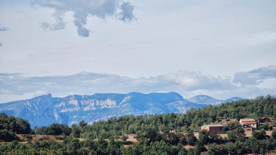 18.09.2016 Vistes al Montsec  Llobera -  Ramon Sunyer