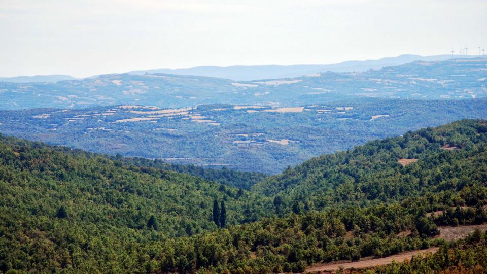18.09.2016 paisatge  Peracamps -  Ramon Sunyer