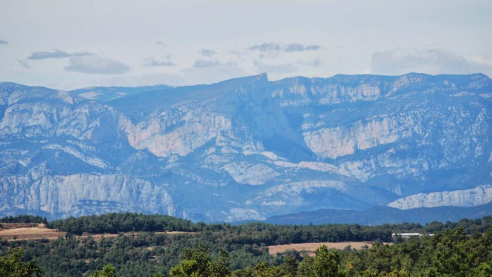 18.09.2016 Vista al Montsec  Llobera -  Ramon Sunyer