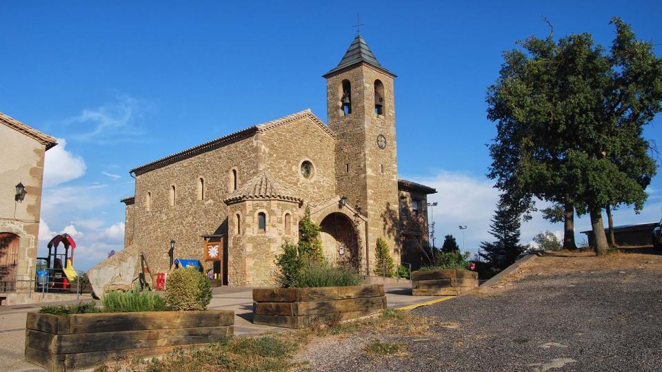 10.09.2016 Sant Pere Màrtir  Hostal Nou -  Ramon Sunyer