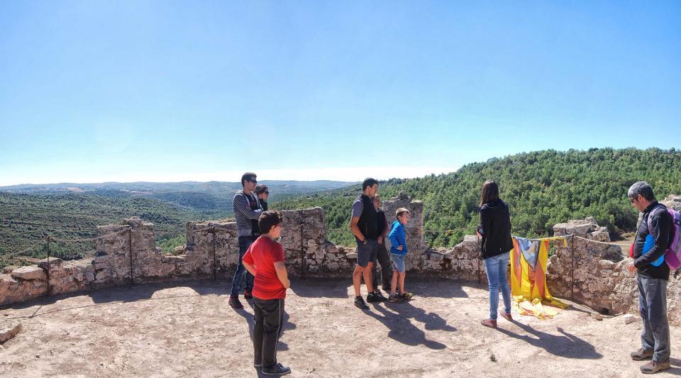 Dalt la torre Foto: Ramon Sunyer - Vallferosa