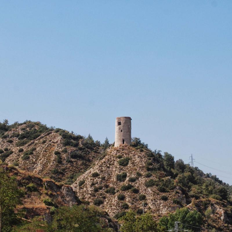 21.09.2016 Torre de'n Balet o del Ballester  Castellfollit de Riubregós -  Ramon Sunyer