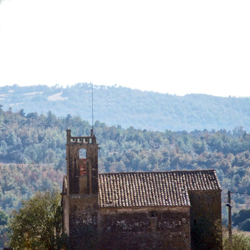 10.09.2016 església  Sant Serni -  Ramon Sunyer