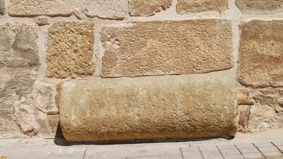 10.09.2016 curro a cal Sala  Torà -  Ramon Sunyer
